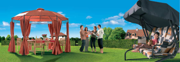 Le mobilier de jardin | Plan-it