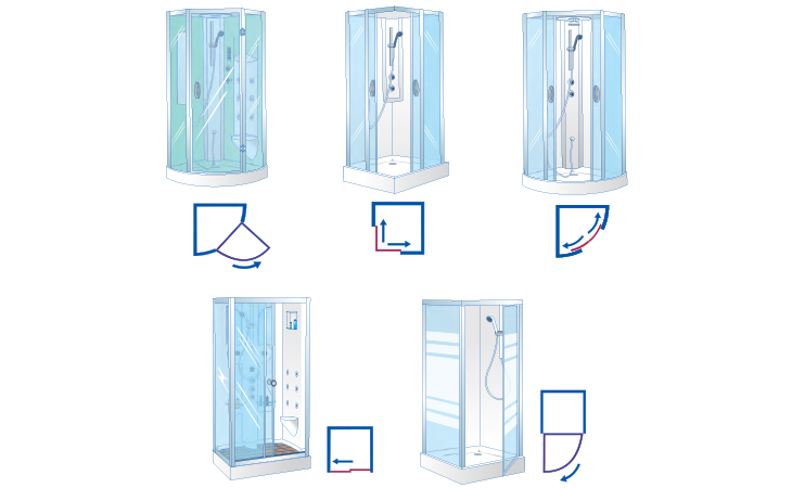 Installer une cabine de douche brico for Installation cabine douche