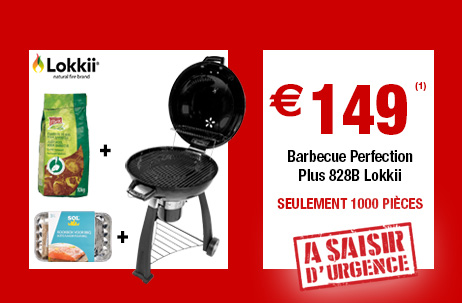 Barbecue Lokki à €149